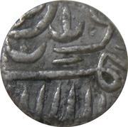 ½ Tanka - Shams-ud-din Muzaffar Shah II – avers