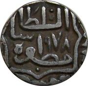 ½ Tanka - Shams al-Din Muzaffar Shah III – avers