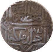 1 Tanka - Shams-ud-din Muzaffar Shah II – revers