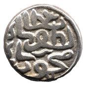 1 Tanka - Nasir Al-Din Mahmud Shah III – avers