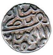 1 tanka - Nasir al Din Mahmud Shah III (Ah 943-962) – avers