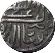 ½ Tanka - Nasir al-din Mahmud shah I (Muhammadabad Champanir mint) – revers