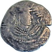 Drachme - Gurjuras of Sindh – avers