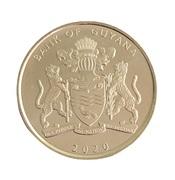 100 dollars (50 ans de la République) – avers
