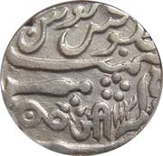 1 Rupee - Muhammad Akbar II [Jiyaji Rao] (Atelier de Sheopur) – revers
