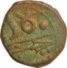 1 Paisa - Mahadji Rao (Jawad Mint) – revers