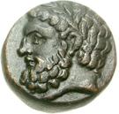 Bronze Æ18 (Gyrton) – avers