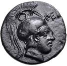 Dichalkon (Gyrton) – avers