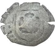 1 Pfennig (Schüsselpfennig) – revers