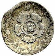 1 Pfennig (Schüsselpfennig) – avers