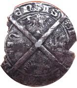 Plaque au lion (ou double gros ou gros vaillant) - Guillaume III de Baviére – revers