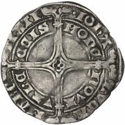 Plaque aux Evangélistes  Guillaume III De Bavière – revers