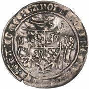 Plaque Albert de Bavière – avers