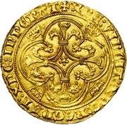 1 Couronne d''or - Albert of Bavaria – revers