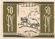 50 Pfennig (Hainholz) – revers