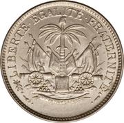 5 centimes -  revers