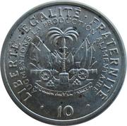 10 centimes (FAO) -  revers