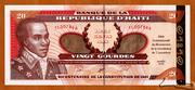 20 Gourdes (Bicentennial) – avers