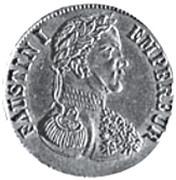 1 gourde - Faustin I (Essai) – avers