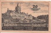 20 Heller (Haizendorf) -  avers