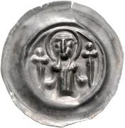 1 Brakteat - Ludolf I. von Schladen – avers