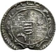 2 pfennig - Johann Lucius – avers