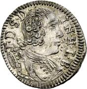 1 kreuzer - Thomas III – avers