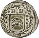2 kreuzer - Thomas III – avers