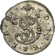 1 albus - Thomas III – avers