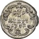 1 albus - Thomas III – revers