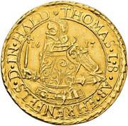 7 Ducat - Thomas I – avers