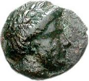 Chalkon (Halieis) – avers