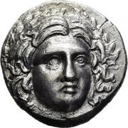 Didrachm - Caria, Halicarnassus – avers