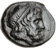 Dichalkon (Halos) – avers