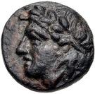 Bronze Æ11 (Hamaxitos) – avers