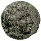 Bronze Æ10 (Hamaxitos) – avers