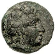 Bronze Æ10 (Hamaxitos) -  avers