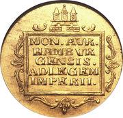 2 Ducat - Francis II – avers