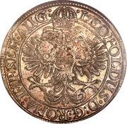 32 Schilling - Leopold I – revers