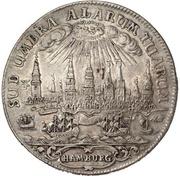1 Thaler (Bicentenaire de la Réformation) – avers