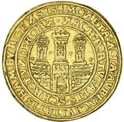 1 Portugalöser – avers
