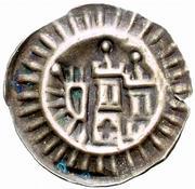 1 Pfennig (Hohlpfennig) – avers