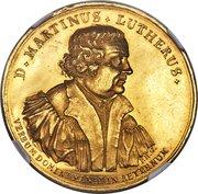 ½ portugalöser (Bicentennaire de la Confession d'Augsbourg) – avers