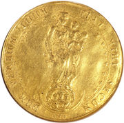 10 ducat – avers