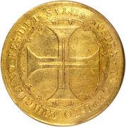 10 ducat – revers