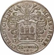 32 Schilling - Karl VI – avers