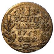 Schilling (Hamburg) – revers