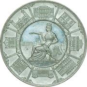 Medaille de souvenir - Hambourg – avers
