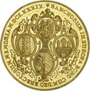 Medal - Bank Portugalöser (Hamburg) – revers