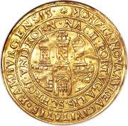 2-1/2 ducat – avers